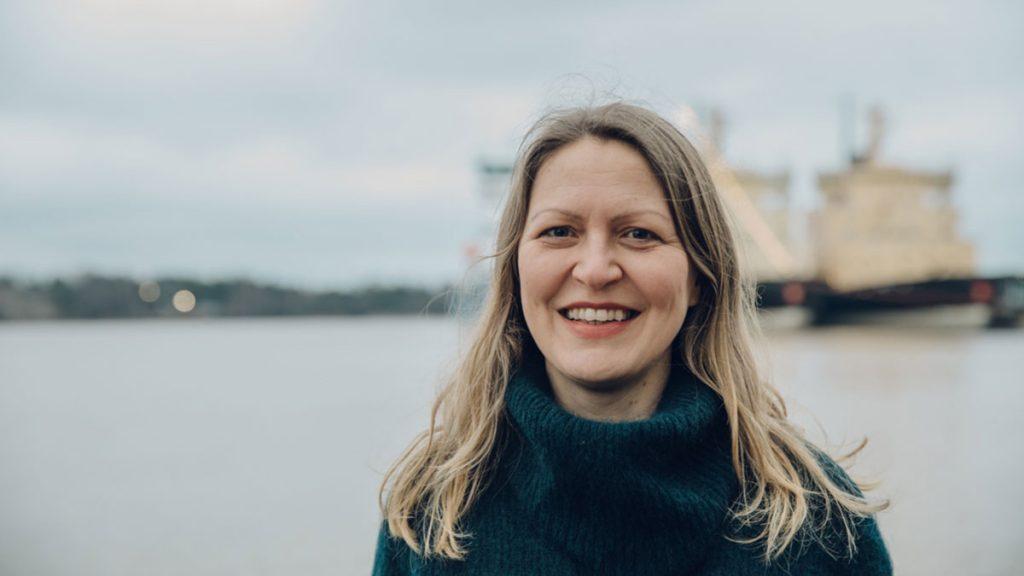 Professori Arniika Kuusisto