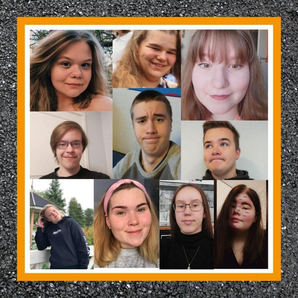 Nuorten tulevaisuusseminaarin suunnitteluryhmä 2021